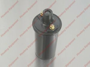 6 VOLT IGNITION COIL for Farmall Tractor A B C H M 100 130 140 Cub + 396546R93