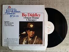 Bo Diddley ‎– Sweet Home Chicago - American Jazz & Blues History Vol.131 - LP