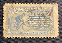U.S. SPECIAL DELIVERY - SCOTT #E 10 USED -   F/VF (See Photo)