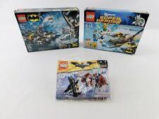 2.2 Lbs Lego Dc Super Heroes Sealed Sets