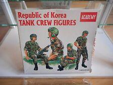 Modelkit Academy Republic of Korea Tank Crew Figures on 1:35 in Box