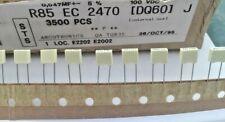 10x MKP-Condensatore Radial 3,3µf 160v DC; rm27 5; r75gr4330ck00j; 3,3uf