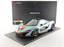 TSM 2014 MCLAREN P1 Gulf Color Blue / Orange LE of 300 1/12 New Release!