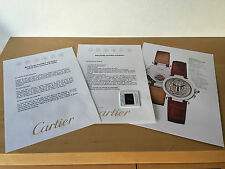 Photos + Technical Details Watch PASHA TOURBILLON Collection Privée Cartier 2001