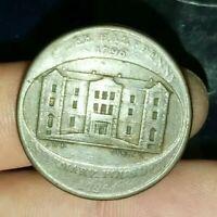 1796🔹️Halfpenny Token Coin 'Infirmary Foundation-1794' DUNDEE