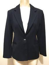 BYBLOS Giacca Donna Lino Cotone Lana Wool Woman Jacket Blazer Sz.M - 44