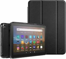 Slim Case for All-New Kindle Fire HD 8 10th Gen 2020 Stand Cover Auto Wake/Sleep