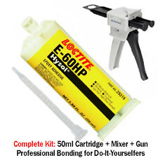 Loctite Ea Hysol E 60hp Toughened 60 Min Set Epoxy 50ml Dispenser