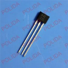 10PCS SENSITIVE HALL-EFFECT SWITCHES SENSOR SIP-3 44E A3144E A3144