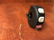 2018-2019 BMW R1250RT LE Right Switch Gear Kill Switch R1200RT