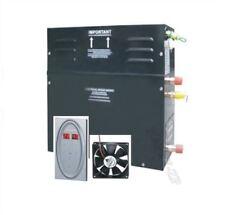 Machine À Vapeur 9Kw Générateur De Vapeur Commerciale Sauna Bain Vapeur Ce 220V