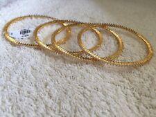 semi precipus 1g gold polish pure silver and copper natural gem stone bangles