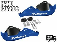 Motorcycle Blue Handguards Polisport fits Cagiva 125 WMX GP 85-88