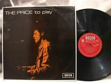 ALAN PRICE SET - THE PRICE TO PLAY LP VG+/EX 1st UK MONO 1966 DECCA LK 4839