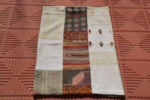 Storage Chuval Rug, Eclectic Rug, Turkish Small Vintage Persian Rug, Bath Mat Ru