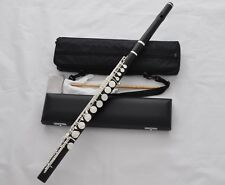 Professional Concert Alto Flute Ebony Wood Brand New With Case