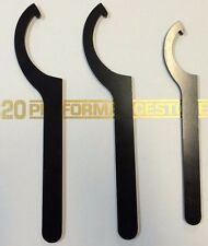 1320 Performance SPANNER TOOL WRENCH WRENCHES COILOVER ADJUSTMENT (SET OF 3)