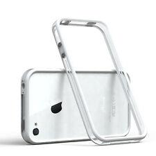 Bumper für Apple iPhone 4 / 4S Case Wallet Schutz Hülle Cover Weiß