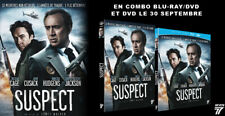 SUSPECT Nicolas Cage Combo Edition Blu-ray + DVD FREE POST mmoetwil@hotmail.com