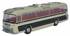 OXFORD DIECAST 76PAN002, PLAXTON PANORAMA COACH, FLIGHTS