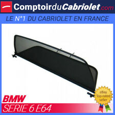 Filet anti-remous saute-vent, windschott Bmw E64 cabriolet - TUV