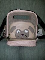 Betsey Johnson Insulated Pug Lunch Bag