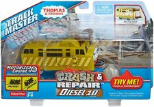 Fisher-Price Thomas & Friends TrackMaster Crash and Repair Diesel 10 New