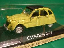 Modelcar 1:43  Legendary Cars   CITROEN 2CV