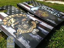 Marine Corps Cornhole Set