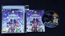 KINGDOM HEARTS HD 2.5 REMIX  - PS3  PLAYSTATION - PAL ESPAÑA - COMPLETO