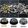 Nail Art Decoration Accessories Mixed Color Diamond 3D Irregular Rhinestones