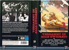 (VHS) Verdammt in alle Ewigkeit - Burt Lancaster, Montgomery Clift, F.Sinatra