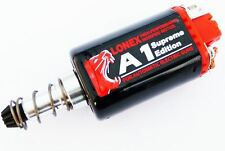 AIRSOFT AEG MOTOR HIGH SPEED TORQUE LONEX A1 SUPREME ASG SHS LONG M170 M140 M120