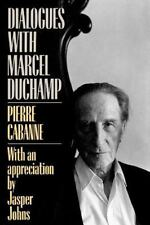 Dialogues With Marcel Duchamp: By Cabanne, Pierre