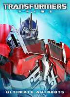 New: TRANSFORMERS PRIME - Ultimate Autobots DVD