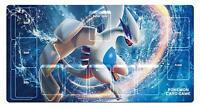 BUSHIROAD Pokemon Card Game Rubber Play Mat Lugia Pokemon Jim Limited