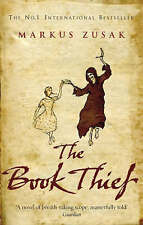 The Book Thief, Markus Zusak (Paperback 2007) 1939 Nazi Germany, 9 year old girl