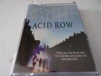 Acid Row by Minette Walters (Audio cassette, 1900)