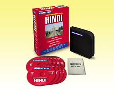 New 8 CD Pimsleur Learn to Speak Hindi Language Language (16 Lessons)