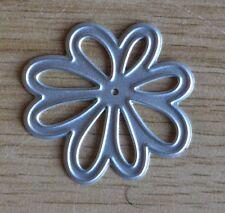 Metal Cutting Die - Simple FLOWER HEAD OUTLINE (Flowers)