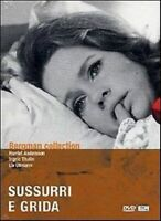 Sussurri e grida (1972) DVD Nuovo Ingmar Bergman Collection Edit