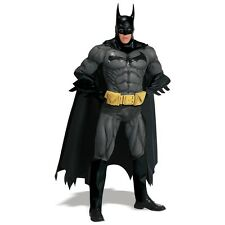 Batman Costume Adult Halloween Fancy Dress