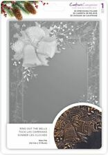 Crafter's Companion 3d Embossing Folder Ring out The Bells