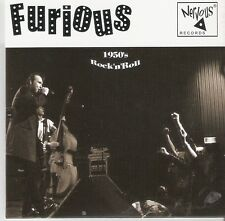 Furious - 1950's Rock n Roll CD (4 track CDEP) dedicated to Teds & Rockers