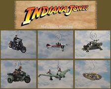 Adornos De Navidad Indiana Jones Ultima Cruzada Templo De Perdición Harrison Ford Indy