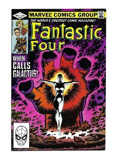 Fantastic Four #244 VFNM Marvel (Jul, '82) -BronzeAge-