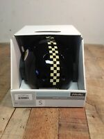 Electra Bike Helmet!~Checker Board Decal~Small~ New In Box~