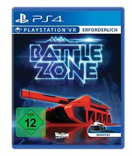 Battlezone (vr-only) PS4 PlayStation 4 NIP