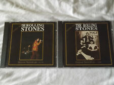 The Rolling Stones Original Recordings Live Vol.1 e 2 Cd  Live