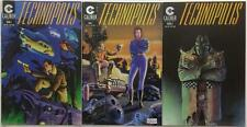 Technopolis #1 to #3 (1998 Caliber) FN to VF